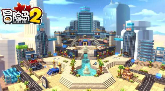《冒险岛2》8月17日上线国服新版本和职业网游